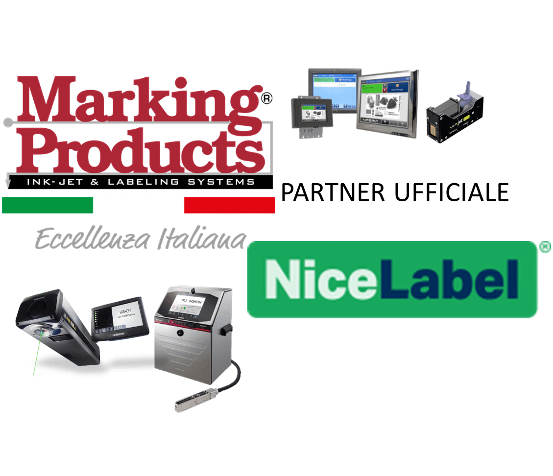 Marking Products partner ufficiale di NiceLabel